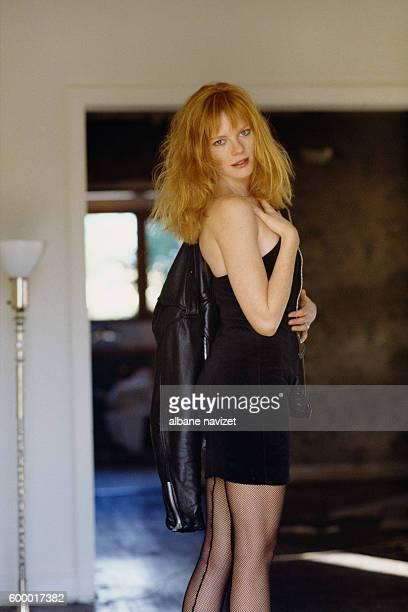 American actress Marg Helgenberger