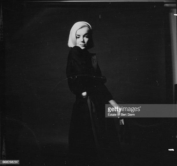 American actress Marilyn Monroe Beverly Hills California July 1962 The two sessions for the photoshoot took place in late June and early July only...