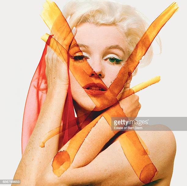 American actress Marilyn Monroe Beverly Hills California June 1962 The two sessions for the photoshoot took place in late June and early July only...