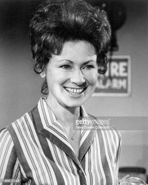 American actress Marion Ross as Marion Cunningham in the television sitcom 'Happy Days' circa 1975