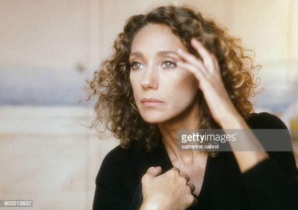 American Actress Marisa Berenson