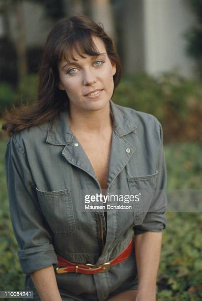 American actress Megan Gallagher, circa 1980.