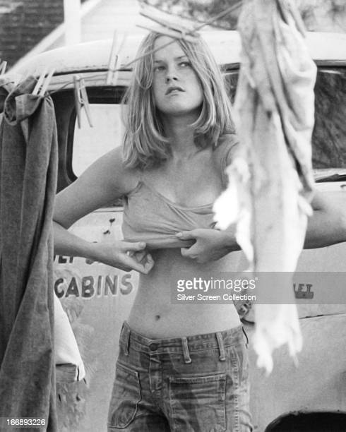 American actress Melanie Griffith as Delly Grastner in 'Night Moves' directed by Arthur Penn 1975