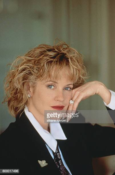 American actress Melanie Griffith