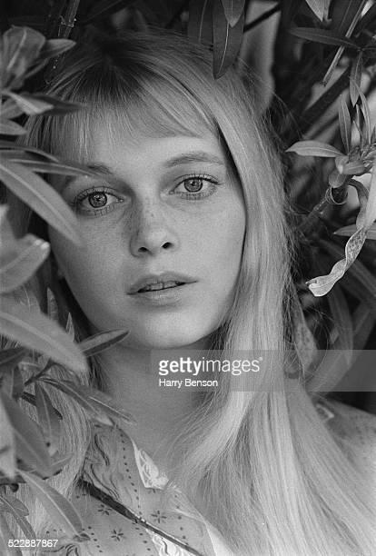 American actress Mia Farrow 9th November 1964