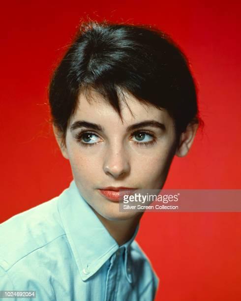 American actress Millie Perkins circa 1960