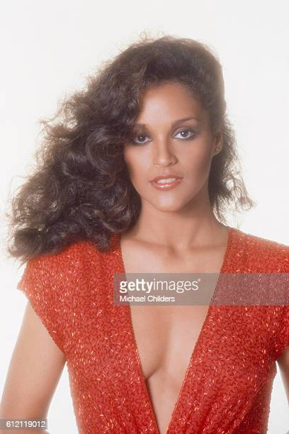 American actress model and sportscaster Jayne Kennedy