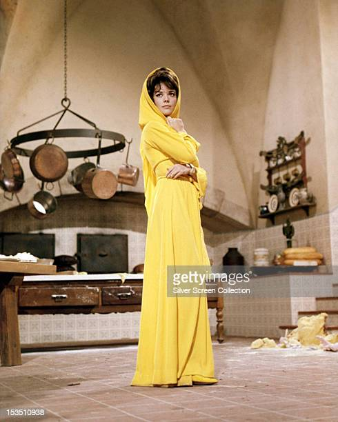 American actress Natalie Wood as Helen Brown in 'Sex And The Single Girl' directed by Richard Quine 1964