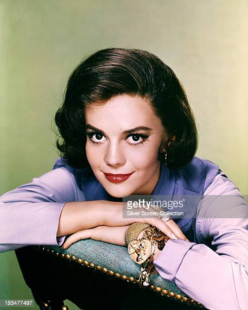 American actress Natalie Wood circa 1960