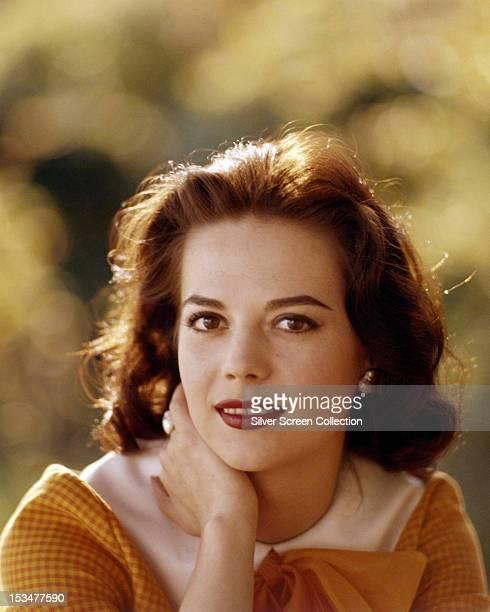 American actress Natalie Wood circa 1964