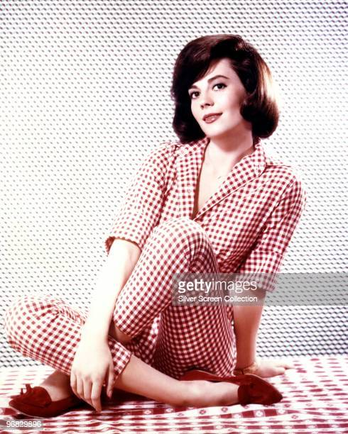 American actress Natalie Wood circa 1965