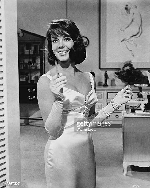 American actress Natalie Wood in a scene from 'Sex And The Single Girl' directed by Richard Quine 1964