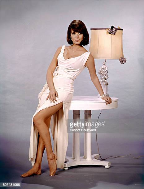 American actress Natalie Wood on the set of Sex and the Single Girl directed by Richard Quine