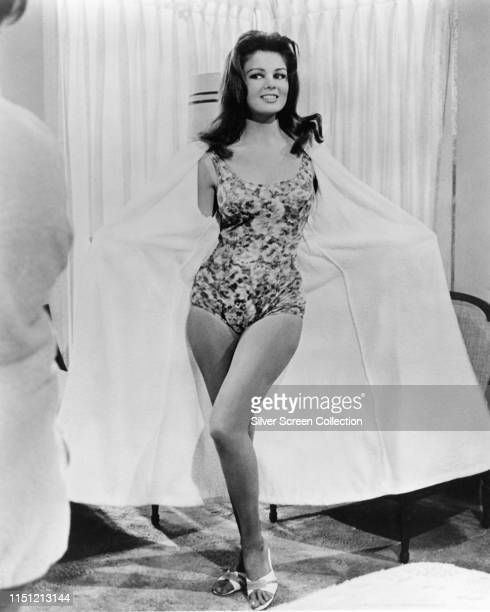 American actress Pamela Tiffin circa 1965