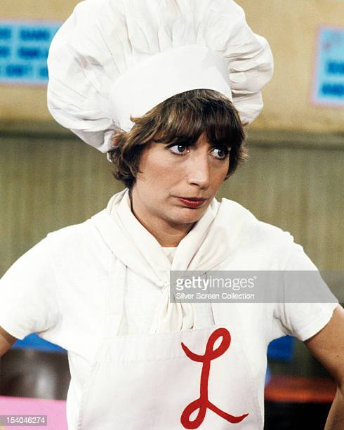 American actress Penny Marshall as Laverne De Fazio in the American TV sitcom 'Laverne Shirley' circa 1978