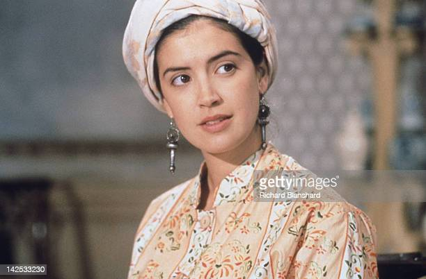 American actress Phoebe Cates in the film 'Princess Caraboo' 1994
