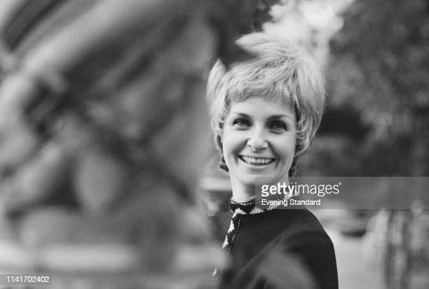 American actress producer and philanthropist Joanne Woodward UK 17th October 1969