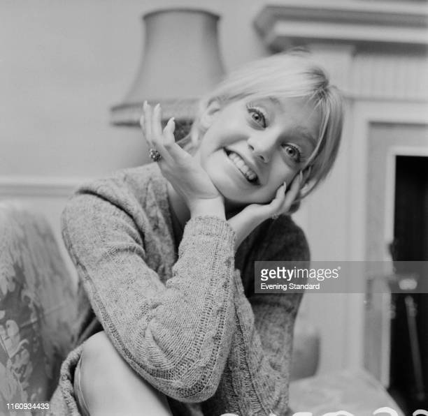 American actress producer and singer Goldie Hawn UK 3rd February 1970