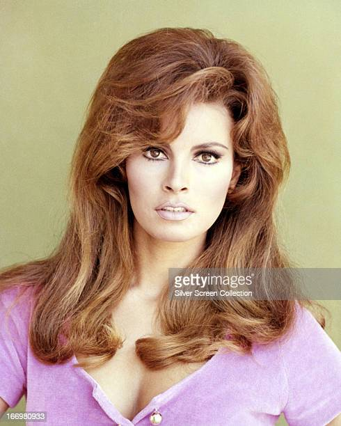 American actress Raquel Welch, 1967.