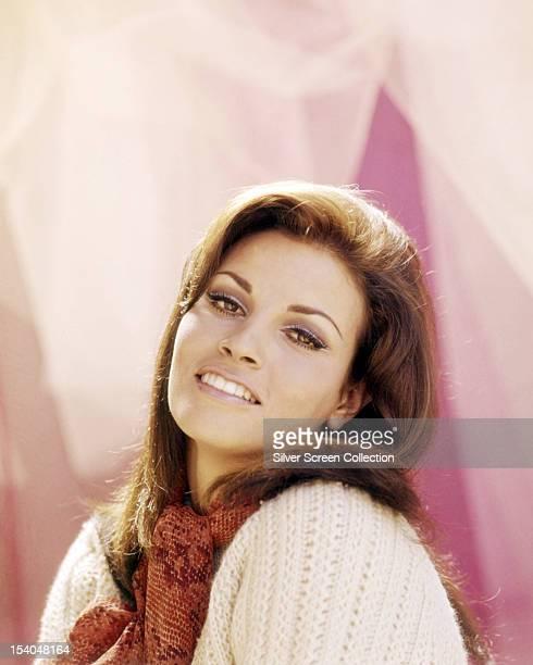 American actress Raquel Welch circa 1969