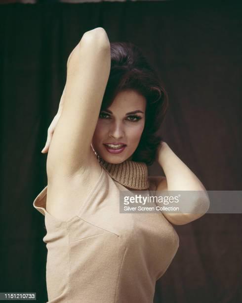 American actress Raquel Welch, circa 1970.