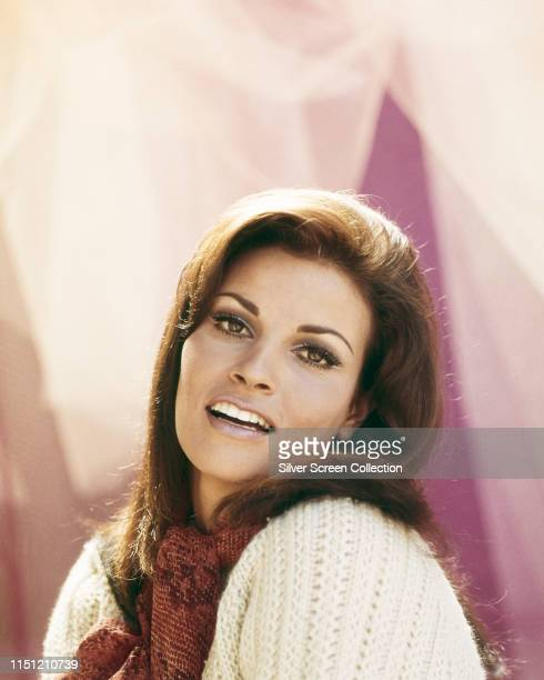 American actress Raquel Welch, circa 1970.