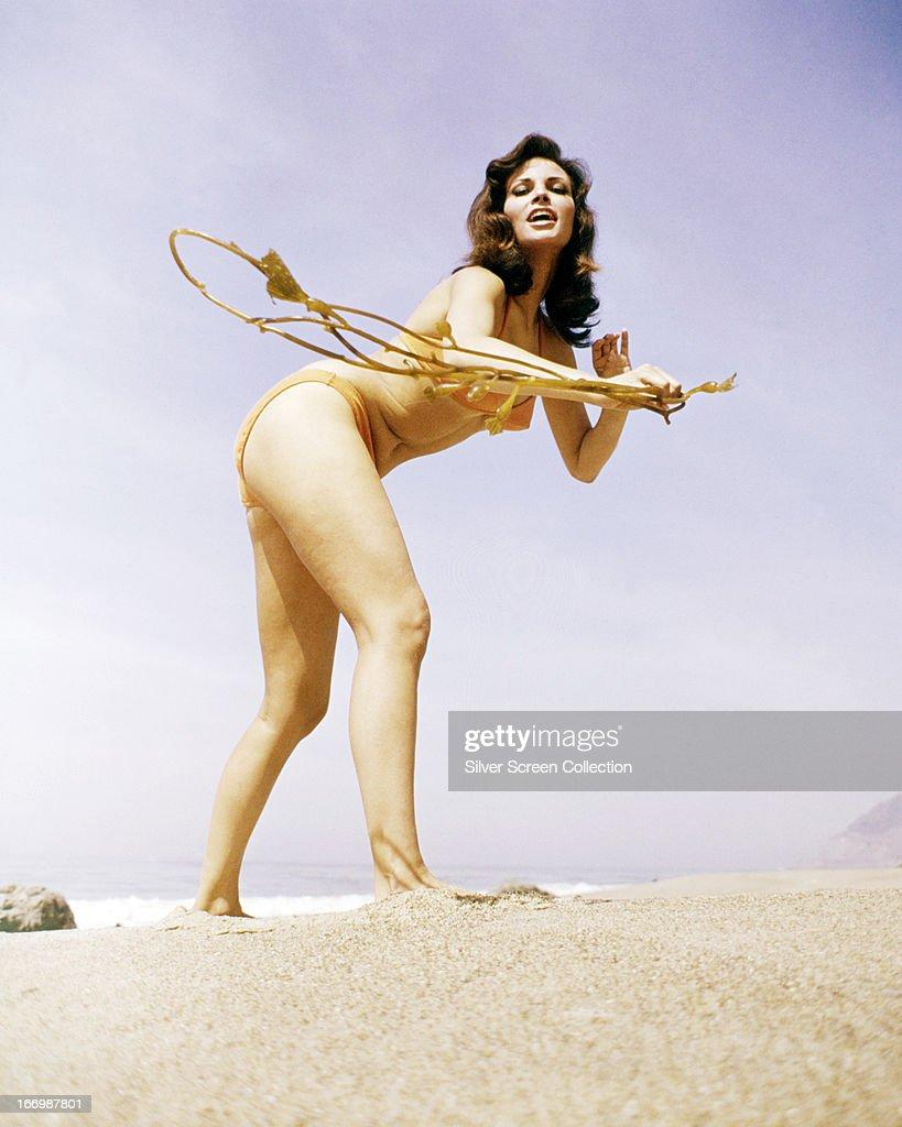 Raquel Welch : News Photo