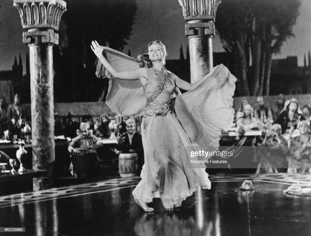 Rita Hayworth In Salome : News Photo