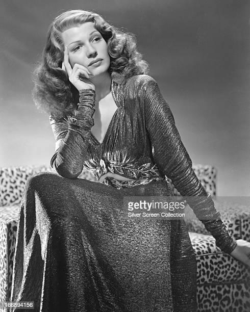 American actress Rita Hayworth circa 1940