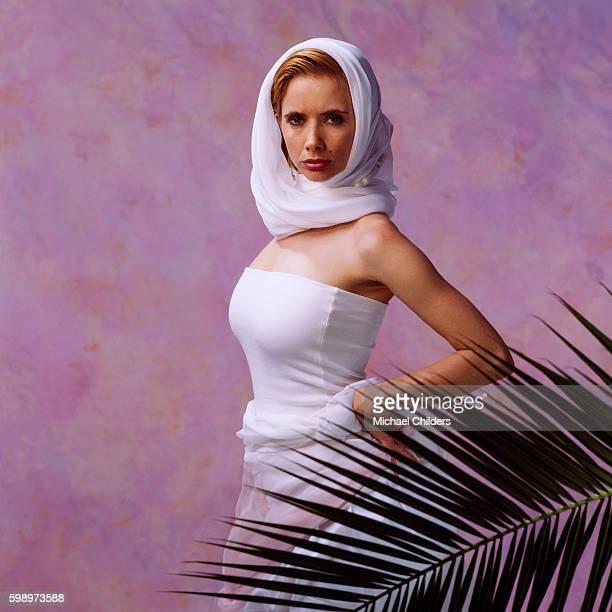 American Actress Rosanna Arquette
