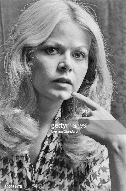 American actress Sally Struthers, UK, 15th June 1973.