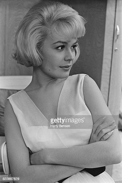 American actress Sandra Dee 9th November 1964