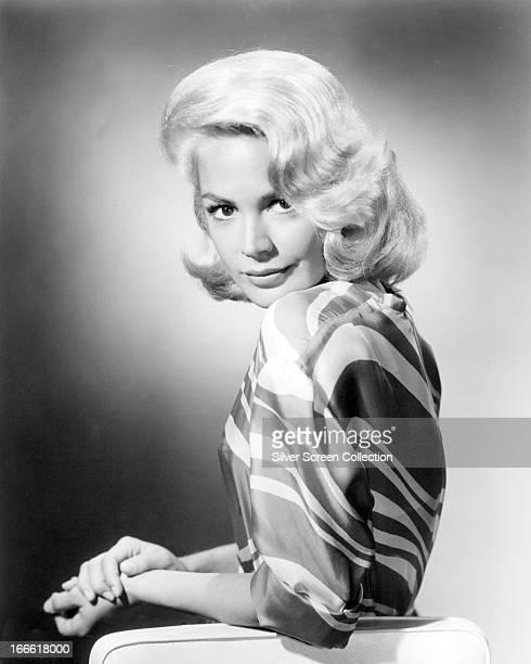 American actress Sandra Dee circa 1960