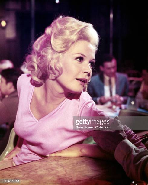 American actress Sandra Dee in a promotional still from one of her films circa 1963