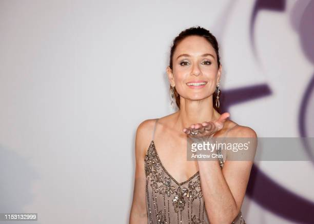 American actress Sarah Wayne Callies attends the Leo Awards 2019 at Hyatt Regency Vancouver on June 01 2019 in Vancouver Canada