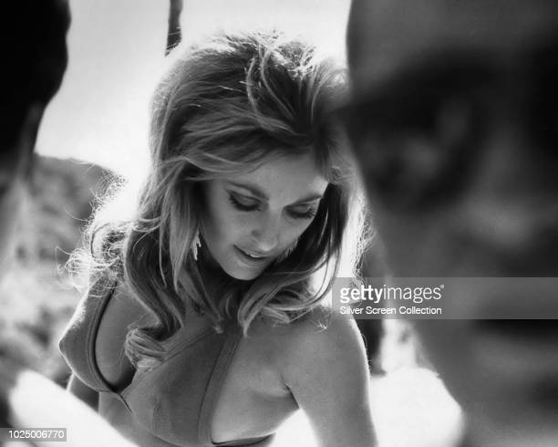American actress Sharon Tate as Jennifer North in the film 'Valley of the Dolls', 1967.