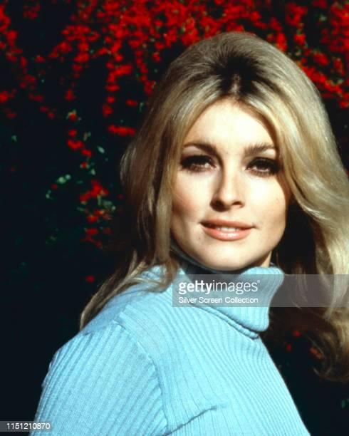American actress Sharon Tate circa 1965