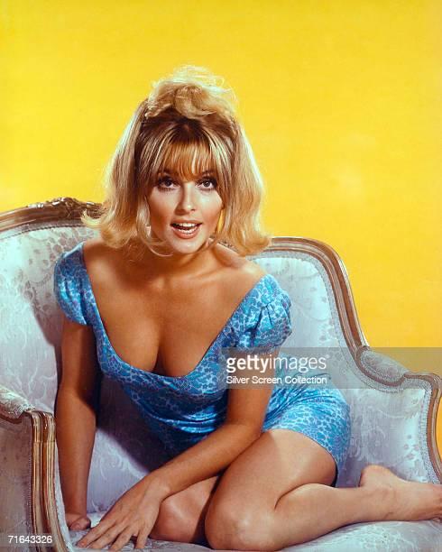 American actress Sharon Tate , circa 1967.