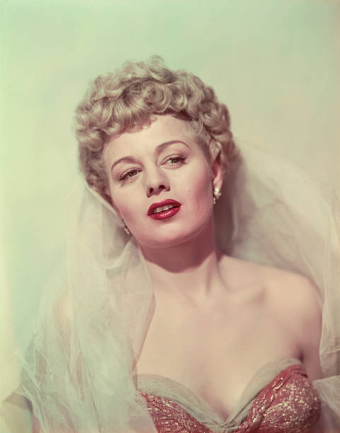 MO: 18th August 1920 - Actress Shelley Winters Is Born