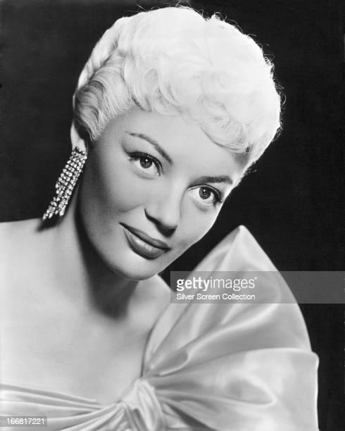 American actress Sheree North circa 1955