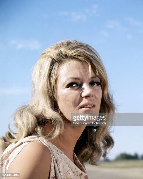 American actress Sheree North circa 1967