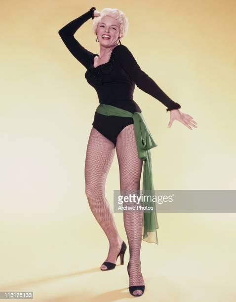 American actress Sheree North poses circa 1955