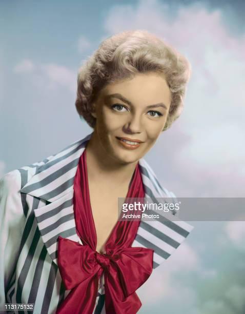 American actress Sheree North poses circa 1958