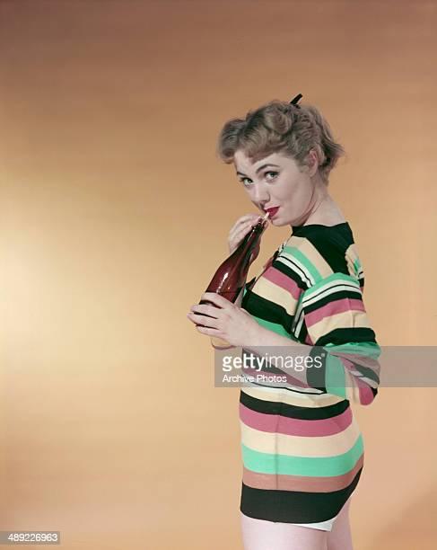 American actress Shirley Jones circa 1965