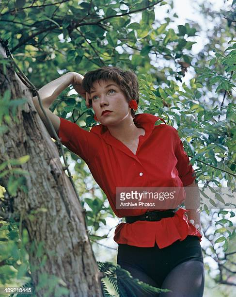 American actress Shirley MacLaine circa 1960