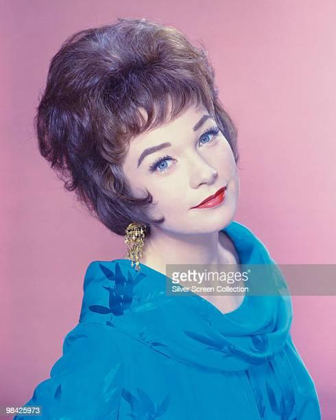American actress Shirley MacLaine circa 1960