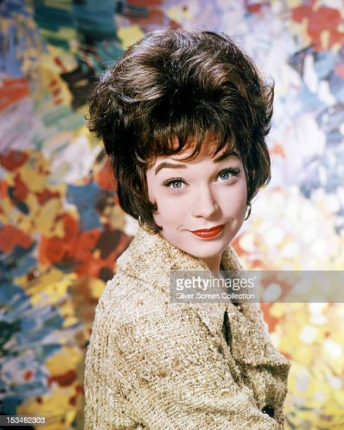 American actress Shirley MacLaine circa 1963