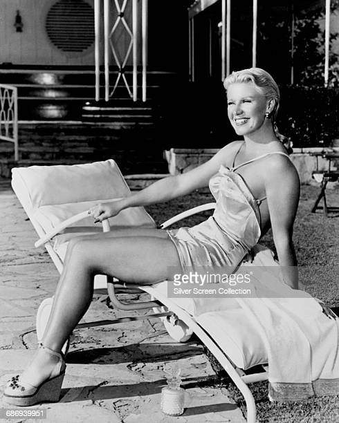 American actress singer and dancer Ginger Rogers circa 1945