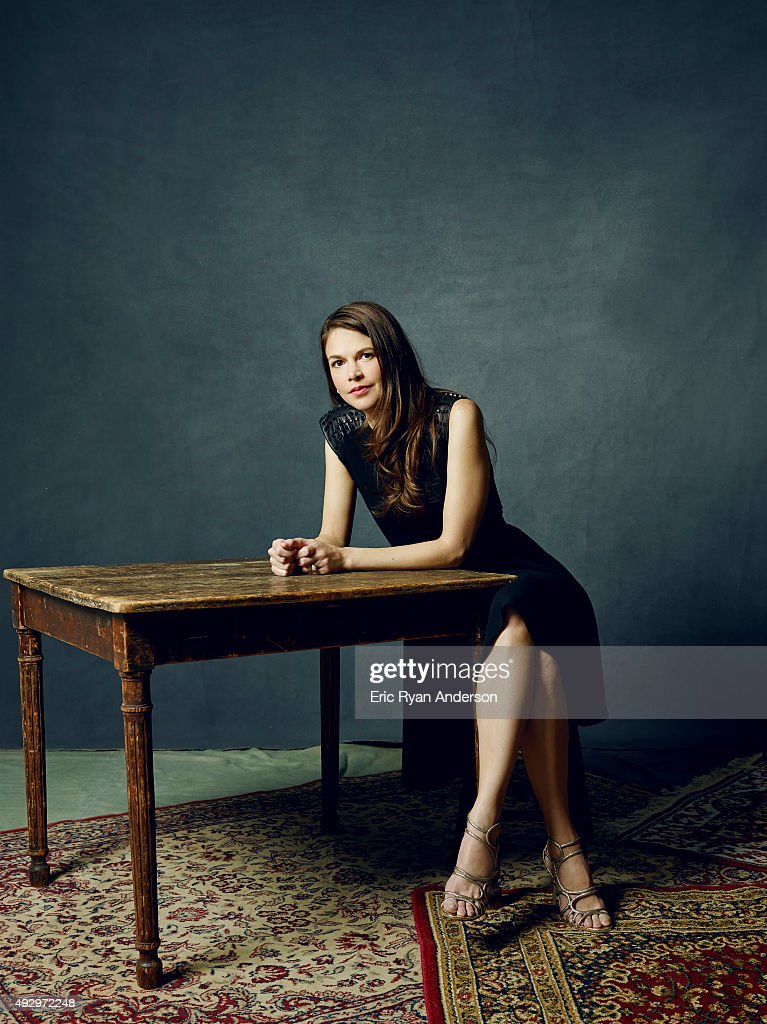 Sutton Foster, The Hollywood Reporter, May 23, 2014