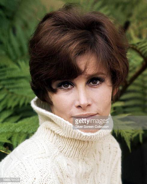 American actress Stefanie Powers circa 1965